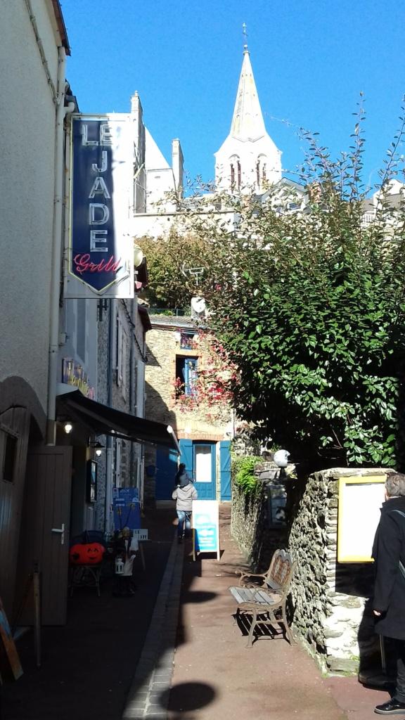vacances entre Pornic et Noirmoutier