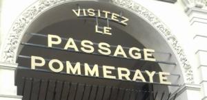 Passage Pommeraye Nantes