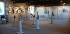 Exposition art demeure du Pavillon Bouin