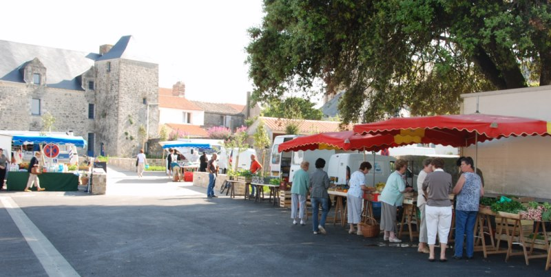 location gîte Bouin Noirmoutier Pornic