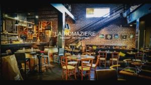 Restaurant La Romazière Challans