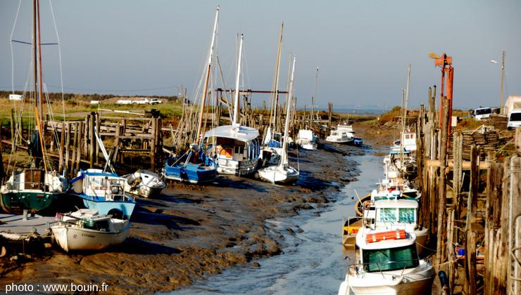 port Bouin vacances Pornic Noirmoutier