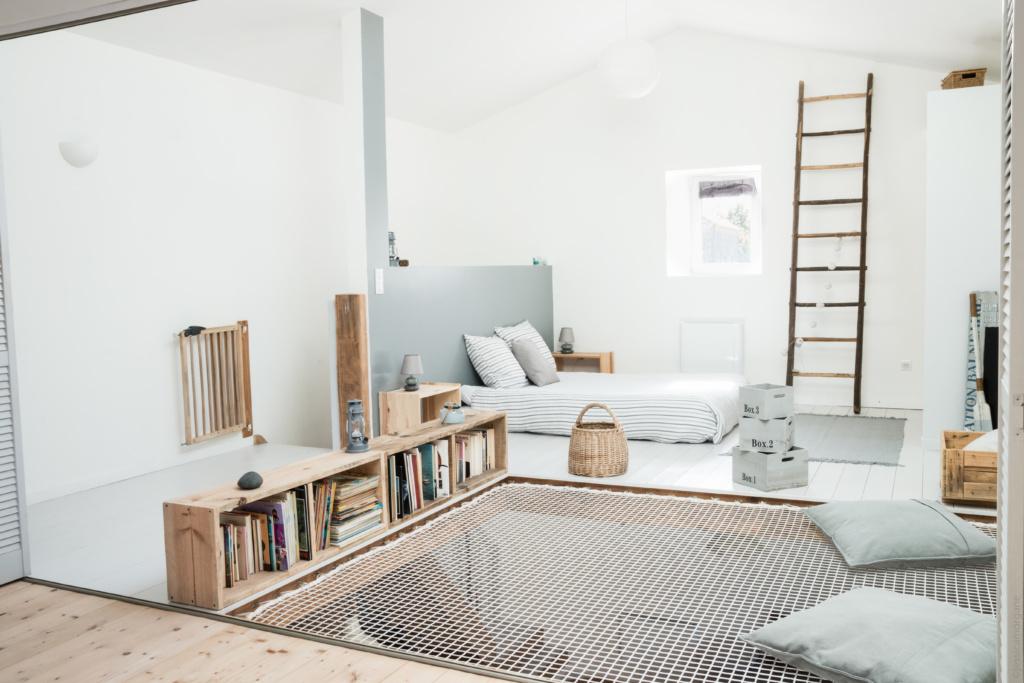 maison de vacances mer proche Nantes