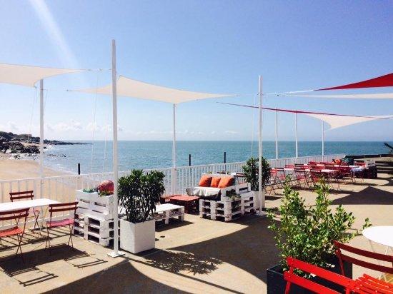 restaurant de plage proche Bouin