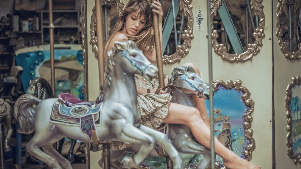 manège carrousel Noirmoutier